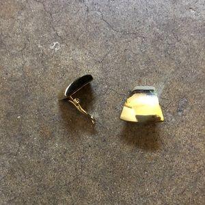 Jewelry - Clip on Gold Earrings